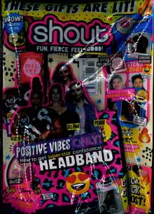 Shout Magazine Issue NO 614