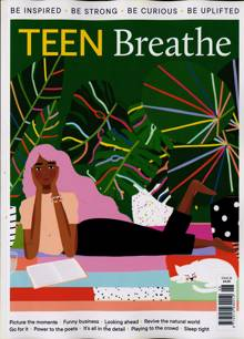 Teen Breathe Magazine Issue NO 26