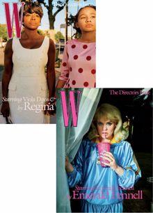W Magazine Magazine Issue VOL2 2021