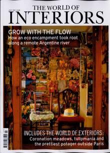 World Of Interiors Magazine Issue JUL 21