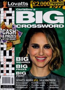 Lovatts Big Crossword Magazine NO 348 Order Online