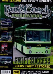 Bus And Coach Preservation Magazine JUL 21 Order Online
