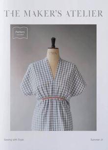 Makers Atelier Magazine SUMMER 21 Order Online