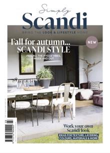 Simply Scandi Magazine Vol 3 Autumn Order Online