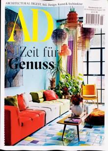 Architectural Digest German Magazine Issue NO 5
