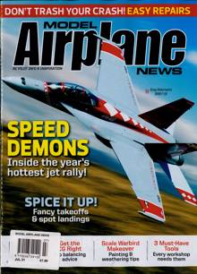 Model Airplane News Magazine JUL 21 Order Online