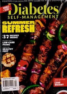 Diabetes Self Management Magazine SUMMER Order Online