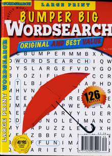Bumper Big Wordsearch Magazine NO 230 Order Online