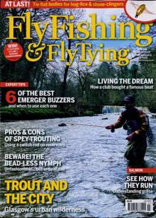 Fly Fishing & Fly Tying Magazine JUL 21 Order Online
