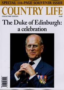 Country Life Spe Duke Edinbur Magazine ONE SHOT Order Online