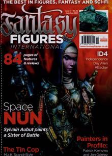 Fantasy Figures International Magazine JUL 21 Order Online