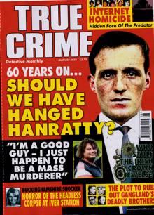 True Crime Magazine AUG 21 Order Online