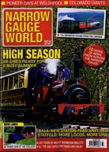 Narrow Gauge World Magazine Issue JUL 21