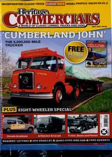 Heritage Commercials Magazine Issue JUL 21