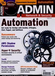 Admin Magazine NO 63 Order Online