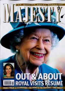 Majesty Magazine AUG 21 Order Online