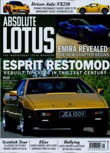 Absolute Lotus Magazine NO 21 Order Online