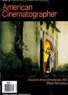 American Cinematographer Magazine Issue MAY 21