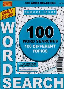 Brainiac Wordsearch Magazine NO 119 Order Online