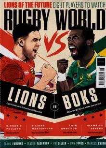 Rugby World Magazine AUG 21 Order Online