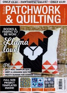 British Patchwork & Quilting Magazine JUL 21 Order Online