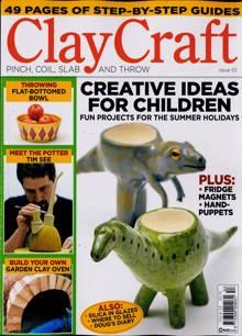 Claycraft Magazine NO 53 Order Online