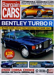 Car Mechanics Bargain Cars Magazine AUG 21 Order Online