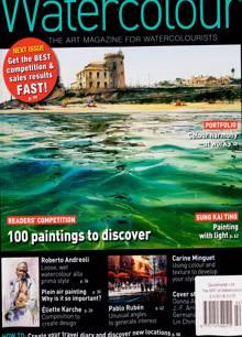 Art Of Watercolour Magazine NO 42 Order Online