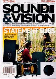Sound & Vision  Magazine APR-MAY Order Online