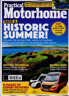 Practical Motorhome Magazine SEP 21 Order Online
