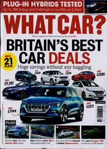What Car Magazine JUN 21 Order Online