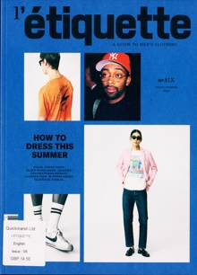 L Etiquette English Ed Magazine Issue 06