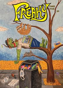 Freaky Magazine FREAKY #5 Order Online