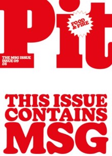 Pit 9 Red Cover Magazine Pit 9 Red Order Online