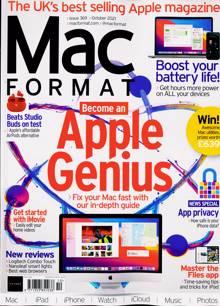 Mac Format Magazine Issue OCT 21