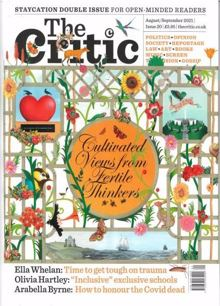 Critic (The) Magazine AUG-SEP Order Online