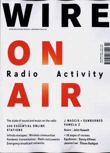 Wire Magazine Issue JUL 21