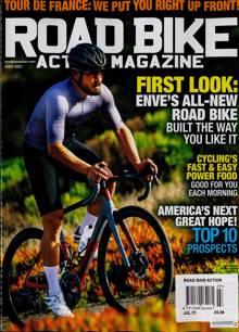 Road Bike Action Magazine Magazine Issue JUL 21