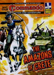 Commando Action Adventure Magazine NO 5437 Order Online