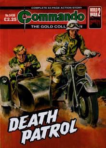 Commando Gold Collection Magazine NO 5436 Order Online