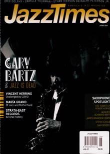 Jazz Times (Us) Magazine Issue JUN-JUL