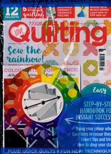 Love Patchwork Quilting Magazine NO 99 Order Online