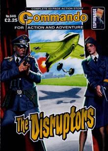 Commando Action Adventure Magazine NO 5445 Order Online