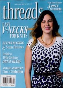 Threads Magazine Issue SUMMER
