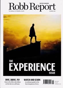 Robb Report Uk Magazine Issue NO 19