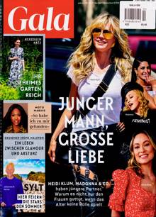 Gala (German) Magazine Issue NO 22