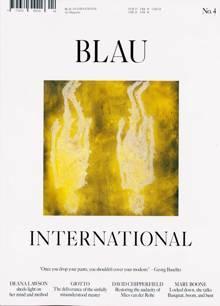 Blau Magazine NO 4 Order Online