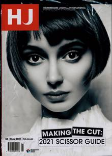 Hairdressers Journal Magazine Issue MAY 21