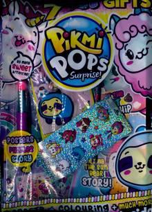 Pikmi Pops Surprise Magazine Issue NO 19