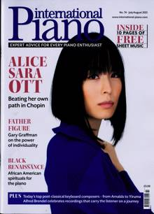International Piano Magazine JUL-AUG Order Online